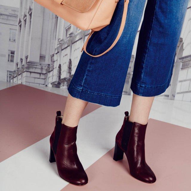 boots tendances hiver 2015-2016