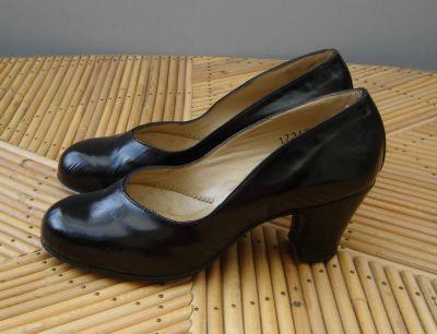 chaussure années 50