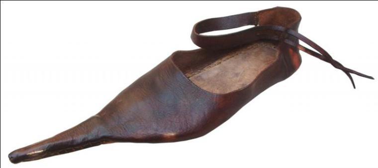 chaussure moyen-âge (1)