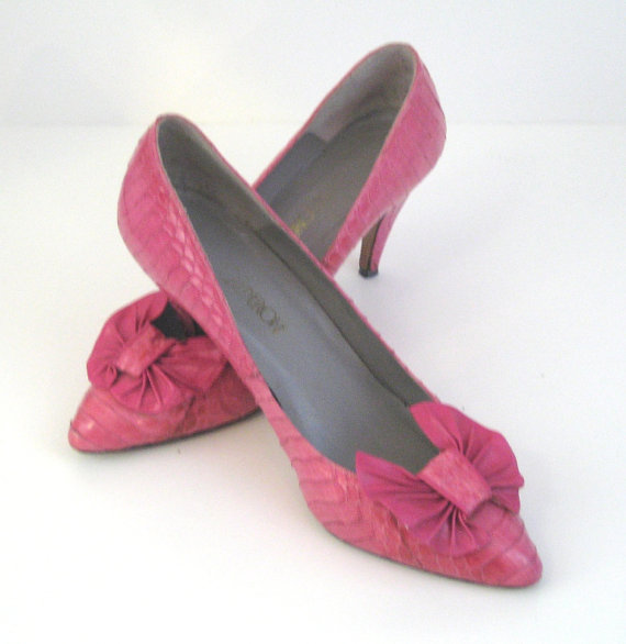 chaussures années 80