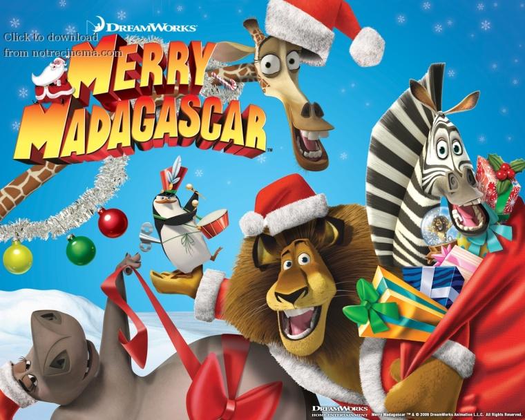 joyeux noel Madagascar