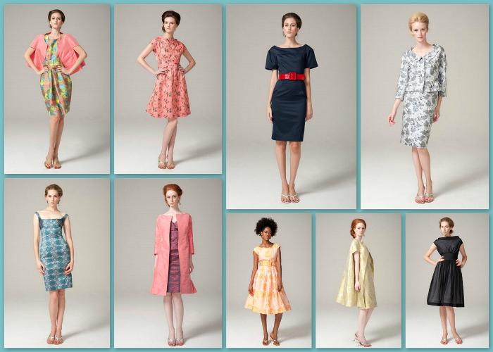 modes aannées 50 pour Vintage
