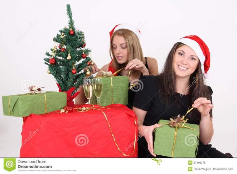 partage cadeau de noel