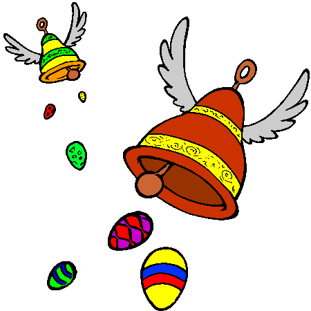 cloches pâques