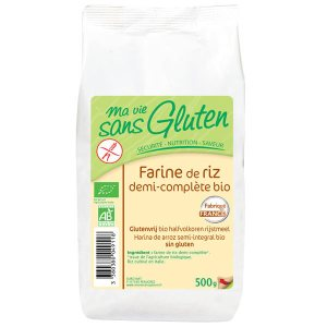 farine de riz