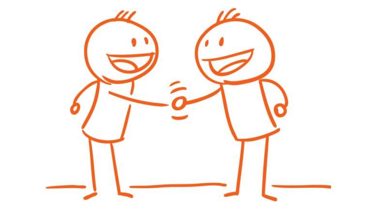 image partenariat