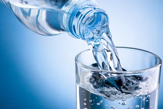 petit verre d'eau