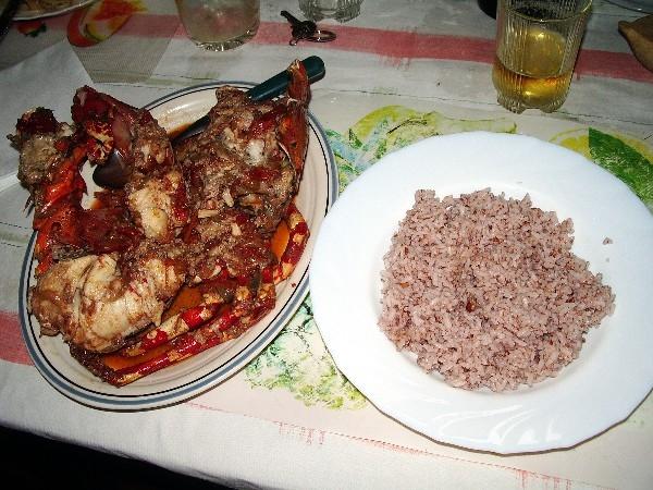 repas typiquee malgache