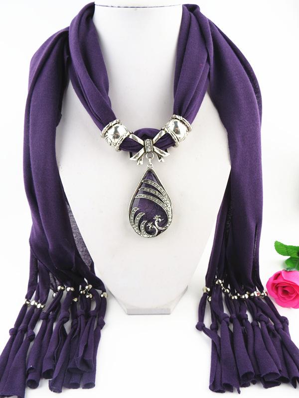 bijoux écharpe