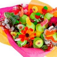 bouquet bonbons printemps