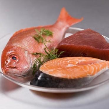 Manger des poissons, bons pour les ongles