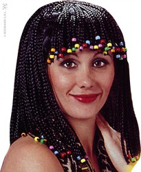 tresse africaine avec perle 1