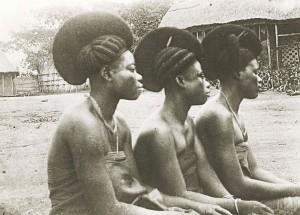 tresse africaine dans ses origines