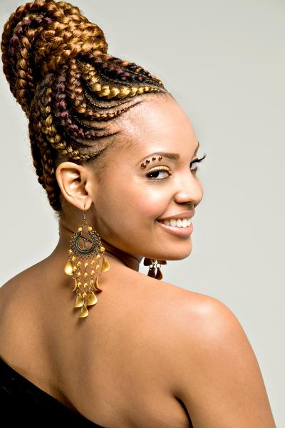 Tresse africaine et\u2026 à la malgache, pour se faire belle \u2013 Blog Femme \u0026  Infos