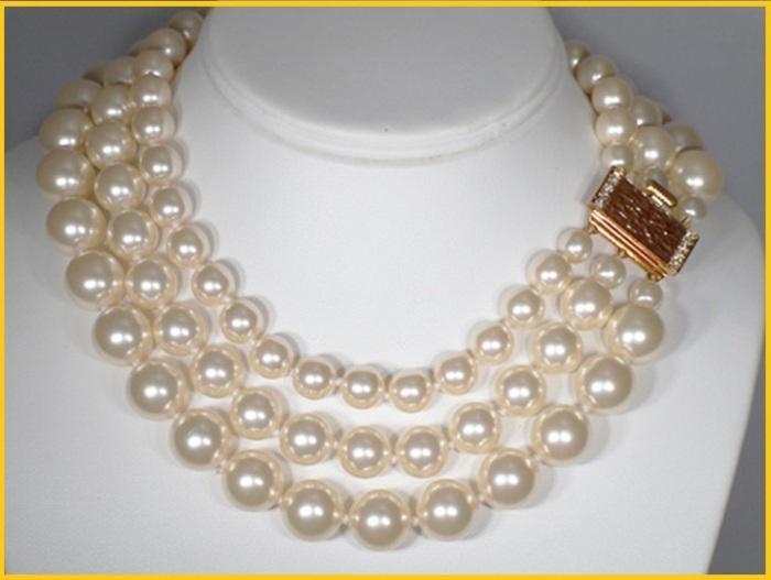 image bijou de perle