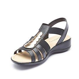 image sandales pour dames âgées