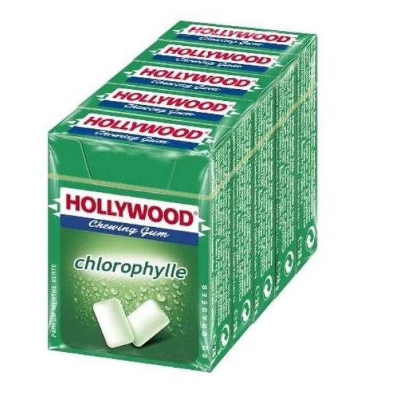 chewing-gum menthe