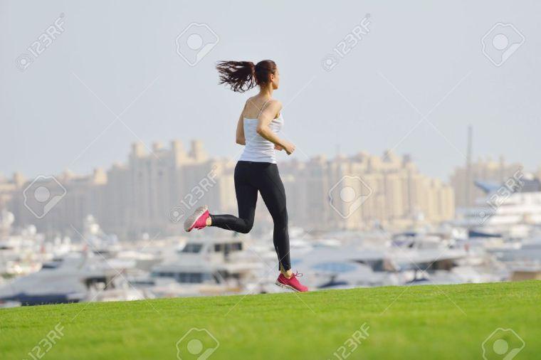 courir le matin est bon pour la santé