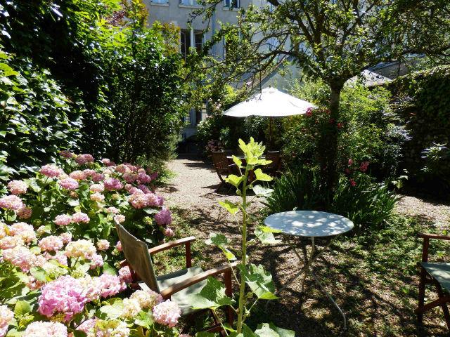 image joli jardin