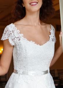 robe de mariage grande taille alessparis