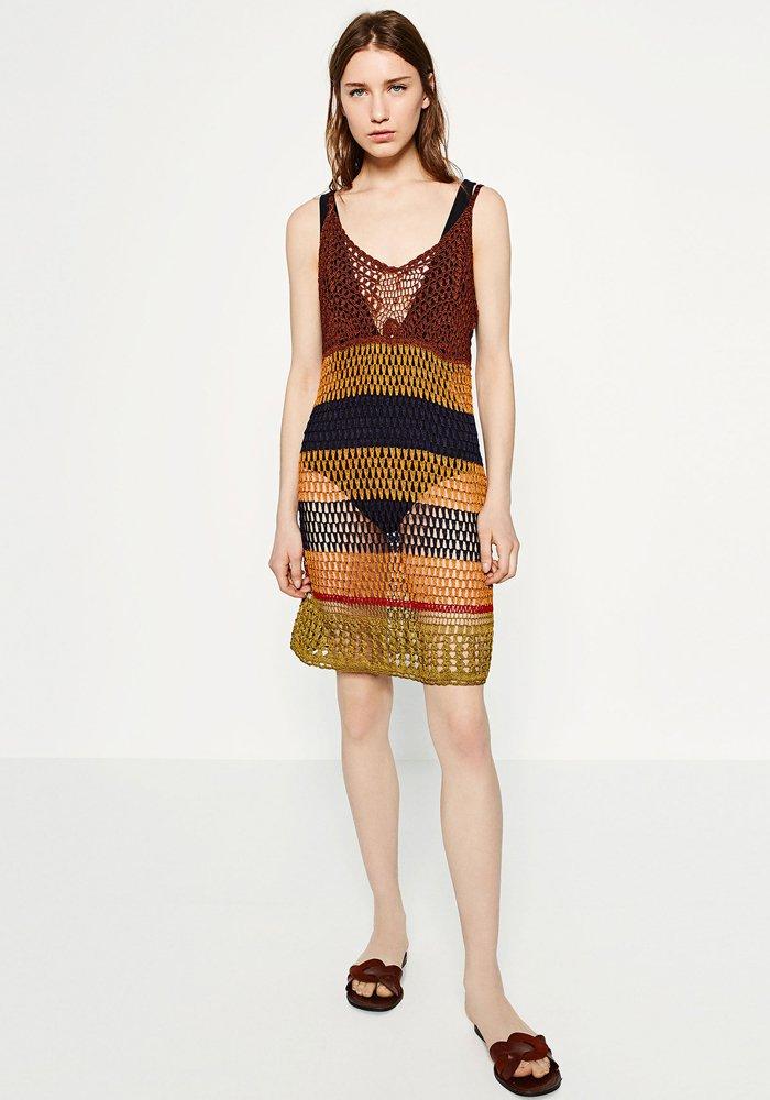 robe de plage 2