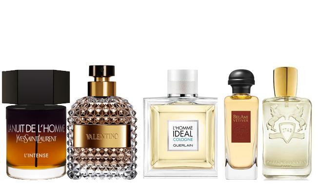 selection parfum hommes