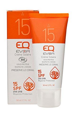 crème solaire BIO visage et corps