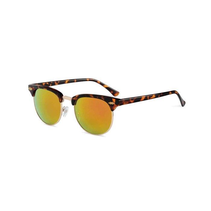 lunette de soleil effet miroir pour la plage