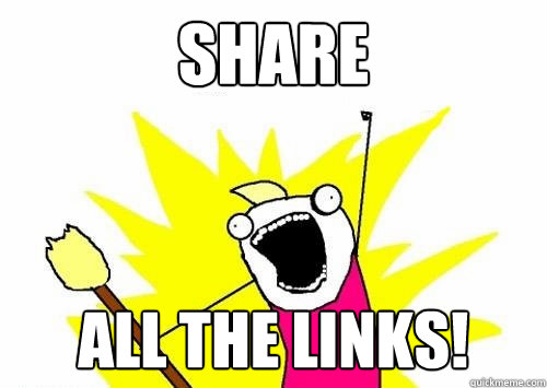 share all the links