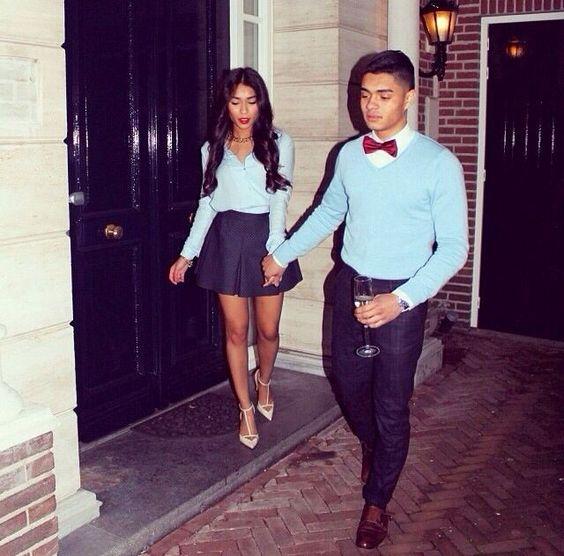 tenue couple assortie 3