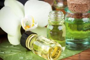 huile essentielle de votre choix