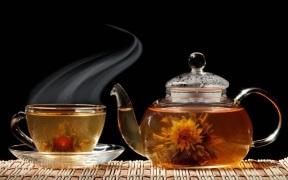 infusion aux fleurs de henné