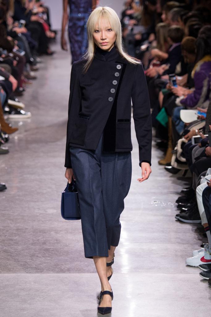 retour en force de la jupe culotte pour l'automne hiver 2016 2017