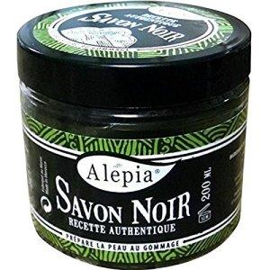 savon noir sur Amazon