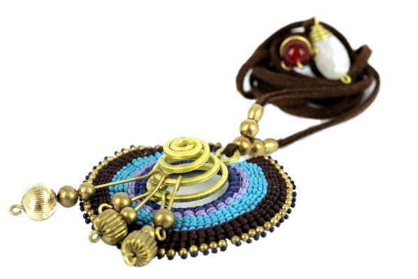 Une dess créations de bijoux Chérie qui me rendent folle