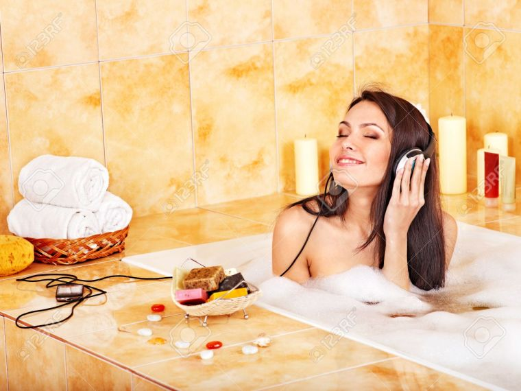 de-la-musique-durant-un-bon-bain