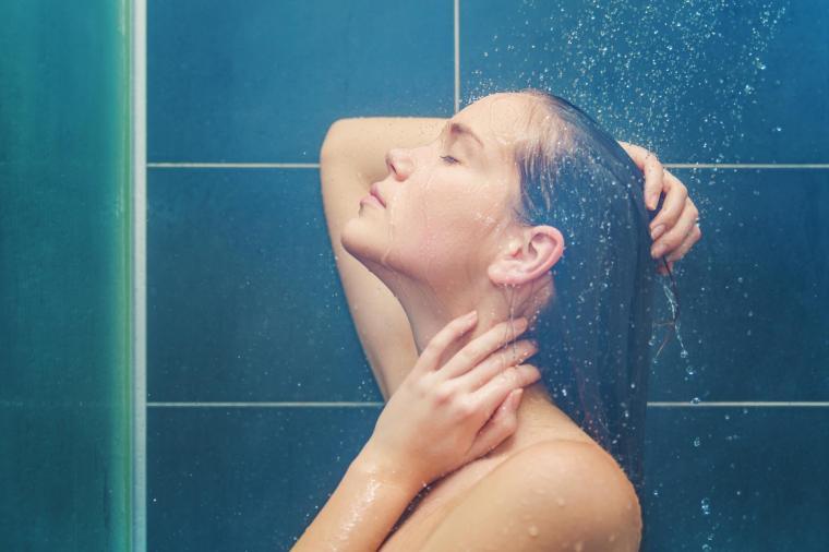 prendre-une-douche