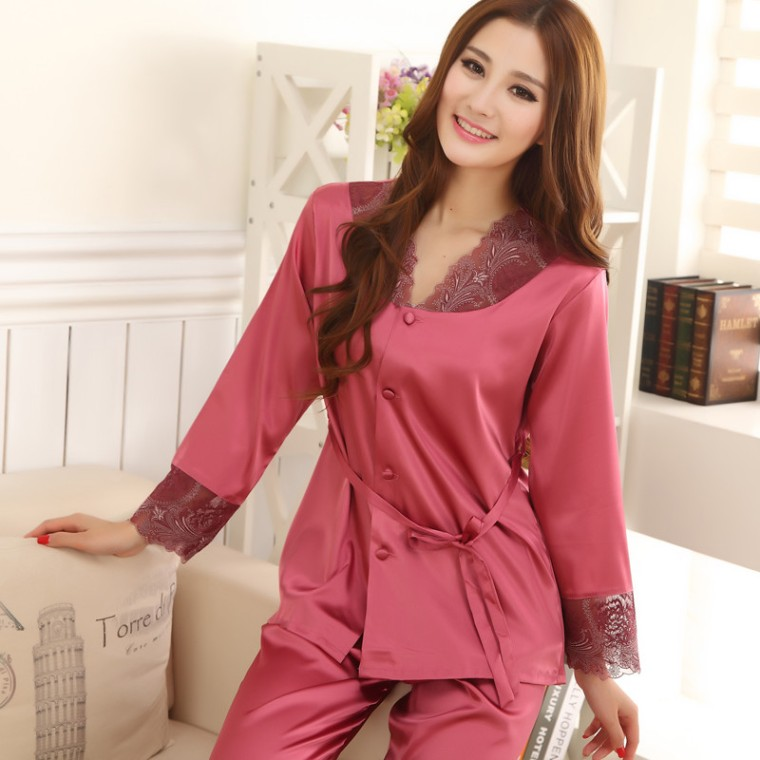 pyjama-en-satin-sur-aliexpress