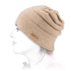 Coal bonnet long beige