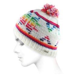 Capcho bonnet flocon couleur