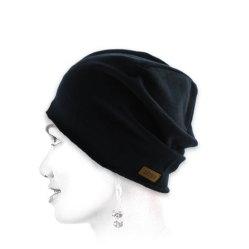 Satila bonnet noir coton