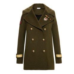 Manteau militaire Parosh