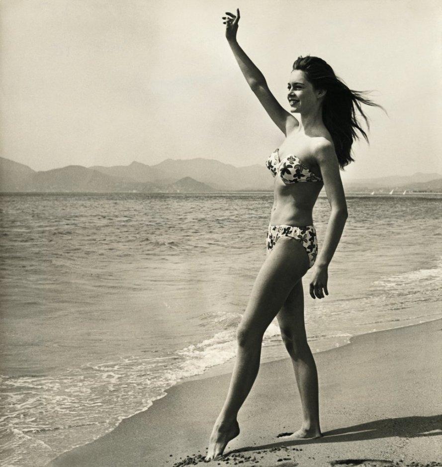 brigitte bardot en bikini