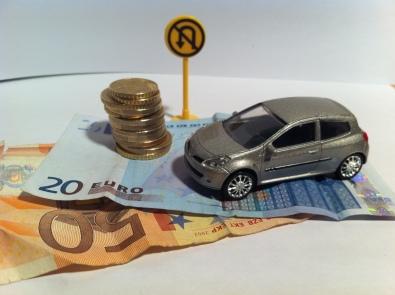 Budget automobile sur drivepad