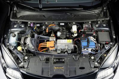 moteur voiture électrique