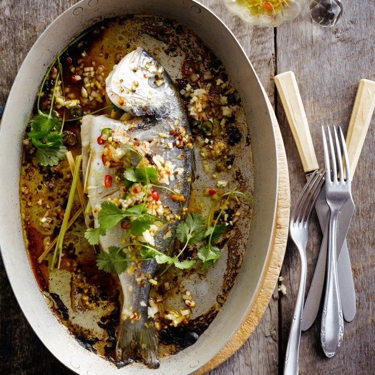 plat de poisson