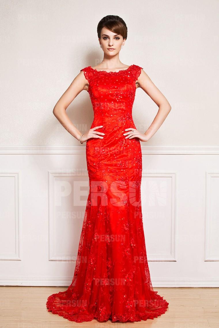 robe soirée sirène 4