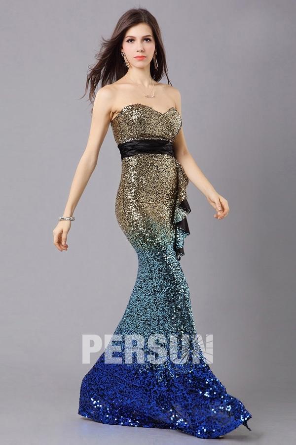 robe ssoirée sirène 3