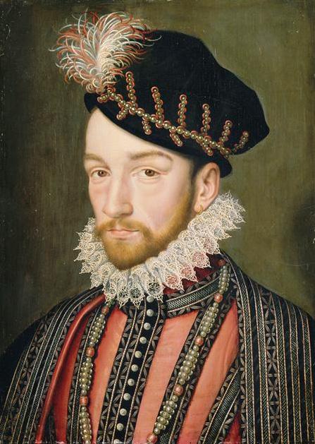 roi Charles IX