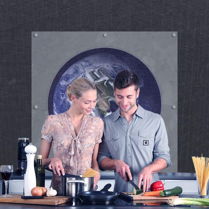cuisiner à deux